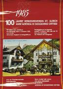 1885-1985. 100 Jahre Verkehrsverein St. Ulrich - Anni ...