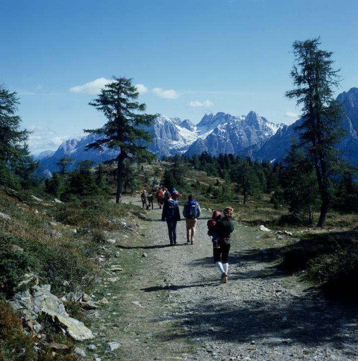 Monte Hochstein - Messa alla montagna
