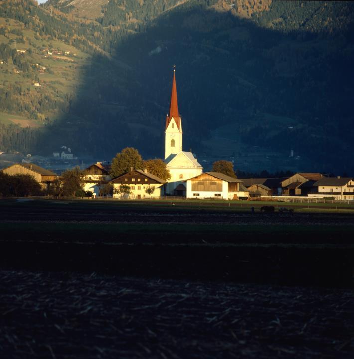 Tristach - St. Laurentius-Kirche
