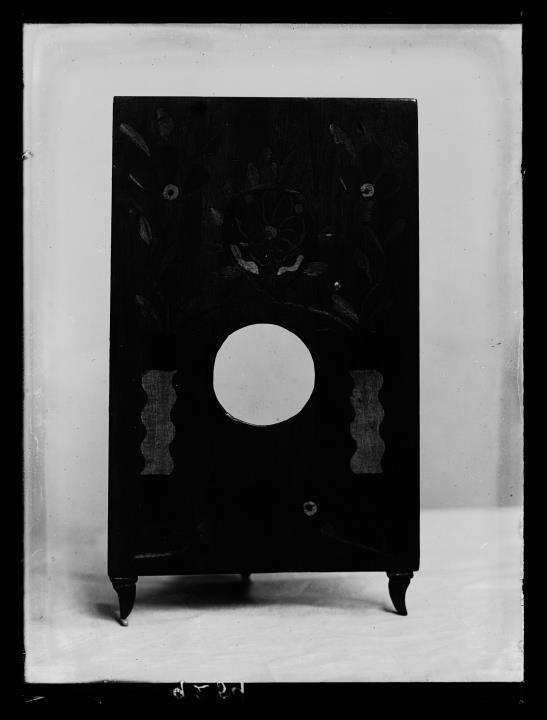 Objektaufnahme. Darstellung eines unbekannten Objektes