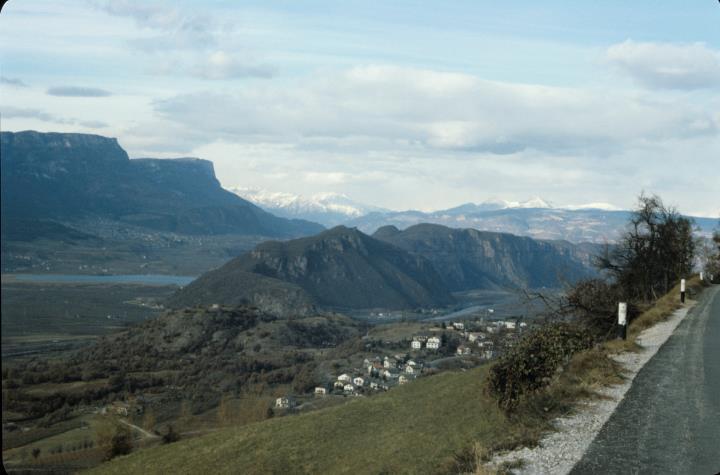 Blick auf Montan